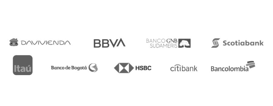 Nuestros clientes Sector financiero
